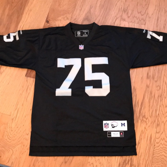 4a896ea5cb7 Howie Long Oakland Raiders NFL Jersey. M_5a5bbe179cc7ef0294d57784